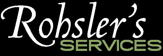 Rohsler's Allendale Nursery | Property Services